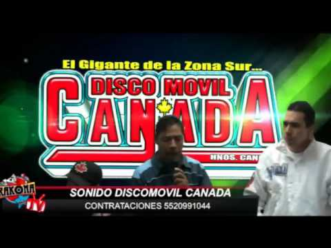 disco movil canda en la rakona tv 2017