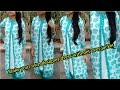 Make your own designer dress at home |full tutorial cutting and stitching| kameez net over jacket