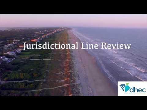 S.C. DHEC Beachfront Jurisdictional Lines