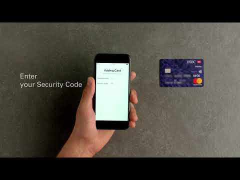 HSBC - Apple Pay