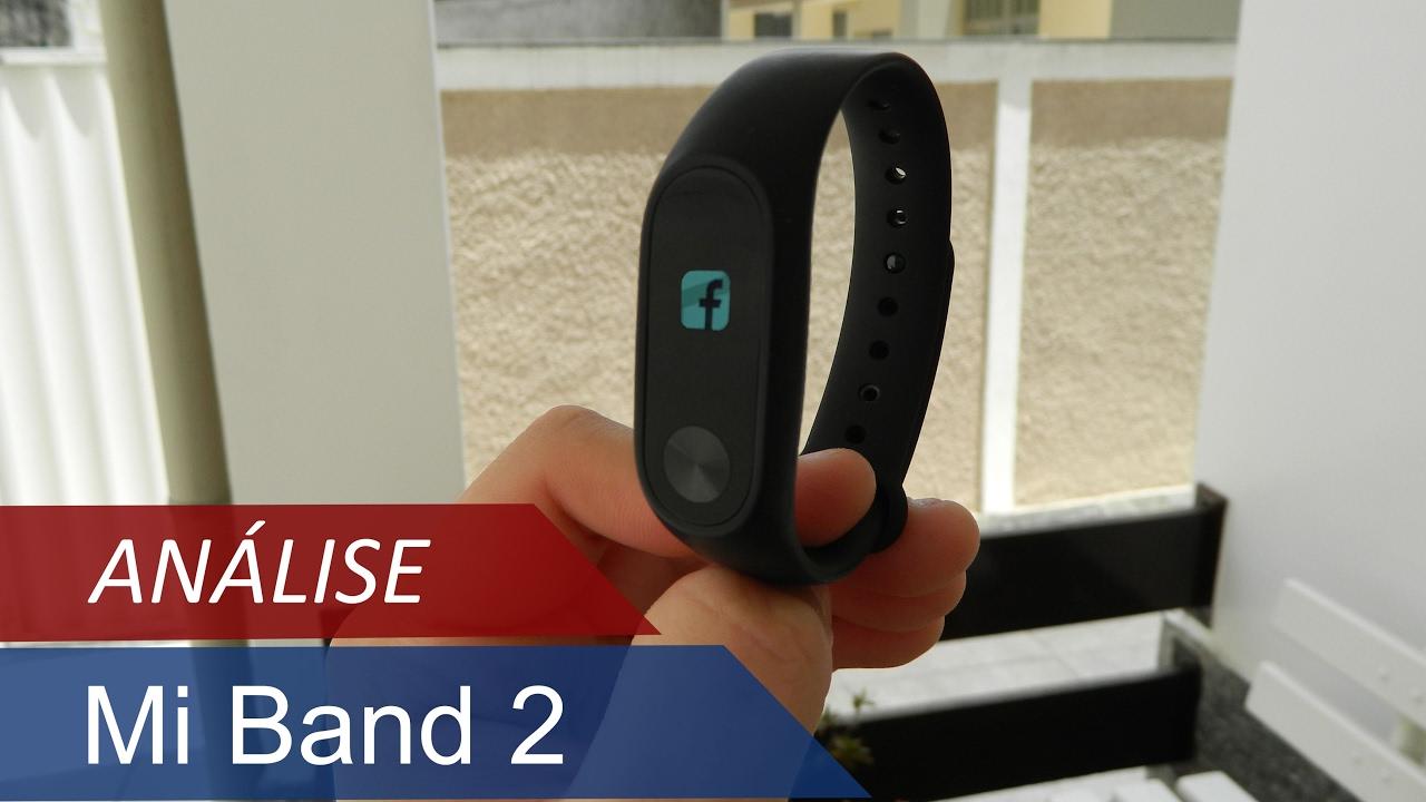 d4ce9d38462 Mi Band 2 - Análise Completa - Pulseira Inteligente Xiaomi (Review ...