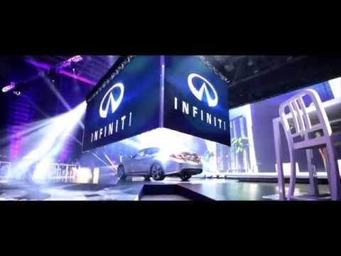 INFINITI Q70 - The Infiniti Q70 Launch event