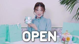 예쁘죠? (티파니 키 목걸이 하울 Tiffany&Co하울 2탄) l 치유CHEEU