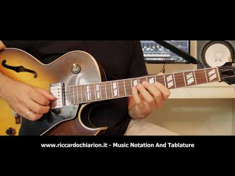 Jazz Guitar Lick #8