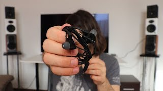 v-Sonic VS3 IEMs - Unboxing - Review - Dot Effect