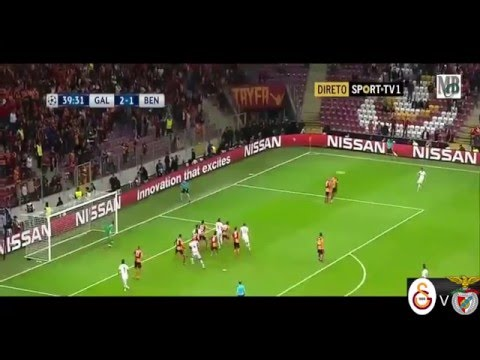 Galatasaray 2-1 Benfica Champions League – Highlights & Goals (Maç Özeti)