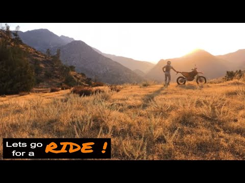 High Sierra Diaries 3 Taking The KTM 500 EXC To WORK #KTM #RIDING #ADVENTURE