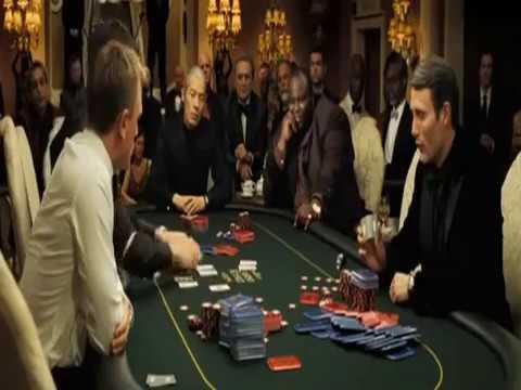 James Bond Casino Royale Poker