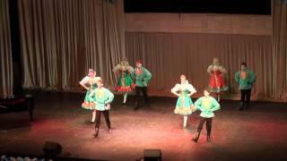 Танцевальный коллектив Балагуры, Танец Баня. - 00082.MTS