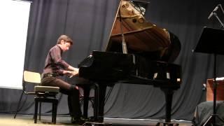 Gabriele Laura - F.  Chopin, Scherzo in si bemolle minore op. 31 n. 2.