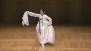 국립국악원 수요춤전: 드림무용단[2015.07.22.] 01. 살풀이(Salpuri)