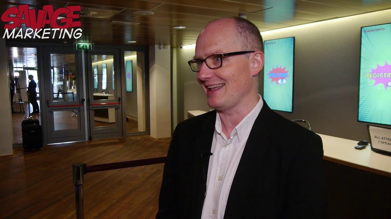 Jean Christophe Gombeaud, Skimlinks at Savage Marketing in Amsterdam