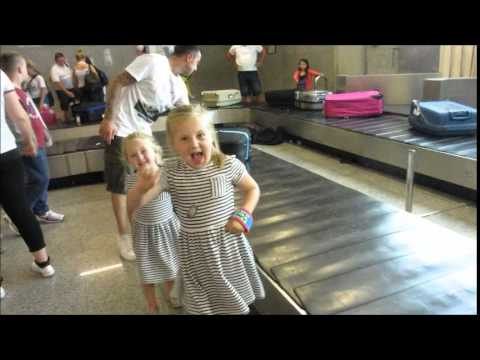 FLYING TO MAJORCA -vlog 11.08.15