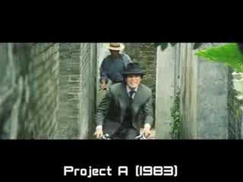 Indiana Jones vs. Jackie Chan