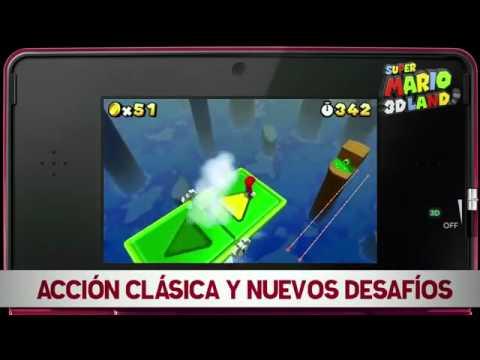 Super Mario 3D Land - Trailer Español