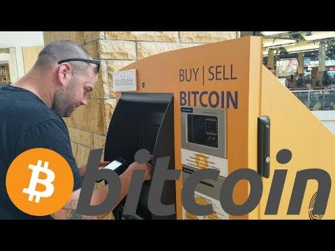 Using A Bitcoin ATM To Buy Cryptocurrency With CASH