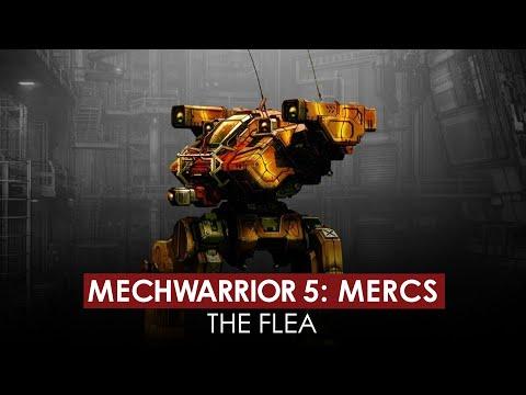 Mechwarrior 5  Mercenaries - The Flea  
