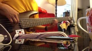 Ngài là Chúa # guitar Bass