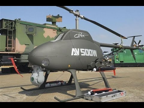 Video New Chinese Combat Drone Helicopters Conducts Firing Test