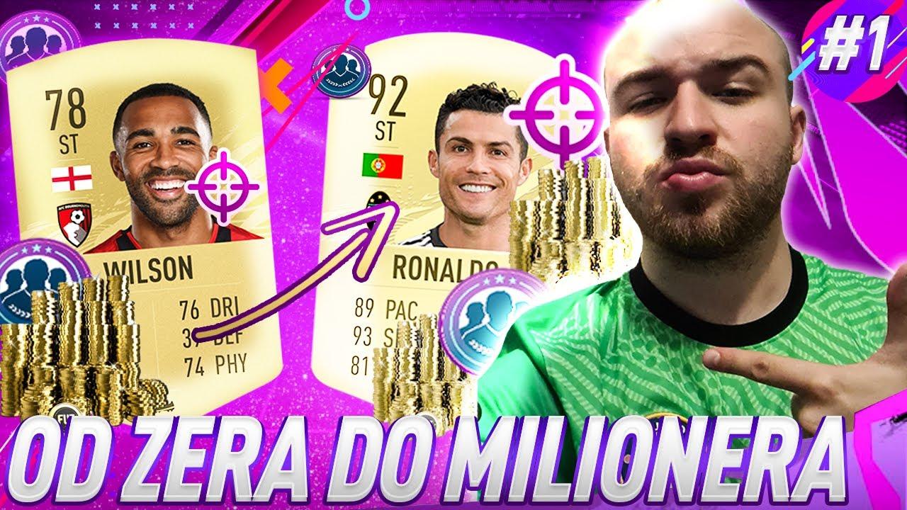 FIFA 21 - Od Zera do Milionera #1 - Jak dobrze wystartować w nowej FIFIE?!