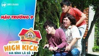 Gia đình là số 1 sitcom  hậu trường 9: Cười lăn lóc với độ lầy của Tiến Luật, Phát La, Gİn Tuấn Kiệt
