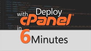 cPanel - Website Depl๐yment in 6 Minutes