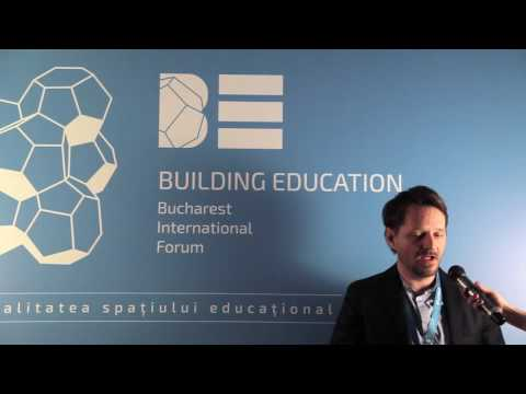 Building Education Bucharest 2016: Arh. Carsten Primdahl
