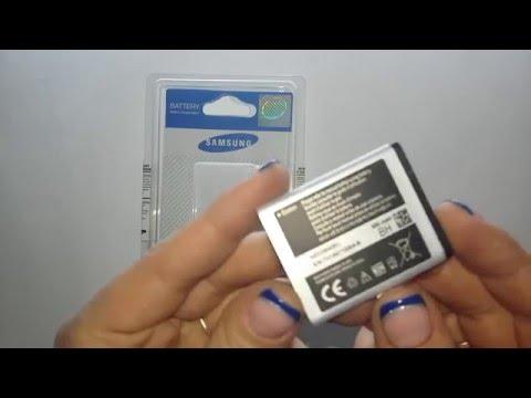 Аккумулятор Samsung E200