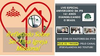 Live: Ser Uma Igreja Missional