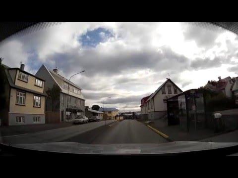 Iceland 20150802.8 Reykjavik to Hafnarfjörður