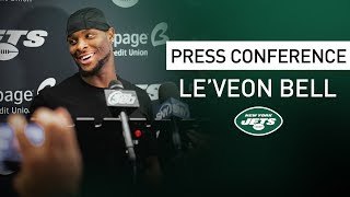 Le'Veon Bell Press Conference (11/15)   New York Jets   NFL