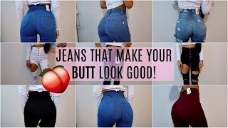 JEANS THAT MAKE YOUR BUTT LOOK GOOD! MONOTIQUES HAUL + REVIEW | Selena Lim