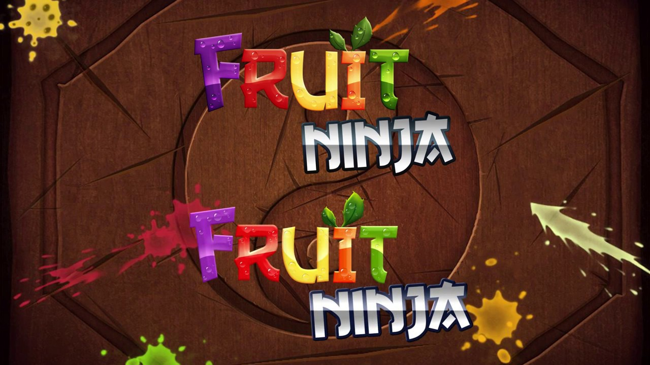 Fruit Ninja: Logo Timelapse - Fruit Ninja Frenzy 2017-08-31 13:25