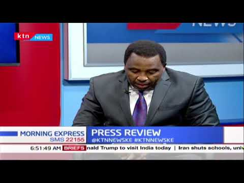 BBI agenda splits MT.Kenya leaders |PRESS REVIEW