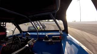 Jim Nides, NASCAR Trucks First Feature 2, 16-03-13