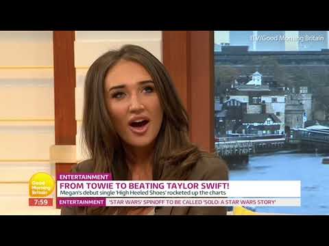 'She's Not Posh': Megan McKenna Compares Herself To Adele