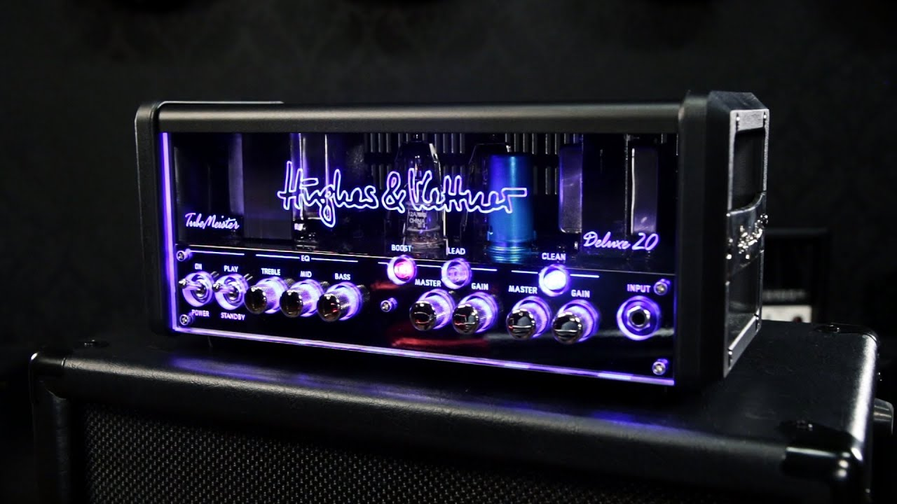 hughes kettner tubemeister deluxe 20 amp head youtube. Black Bedroom Furniture Sets. Home Design Ideas