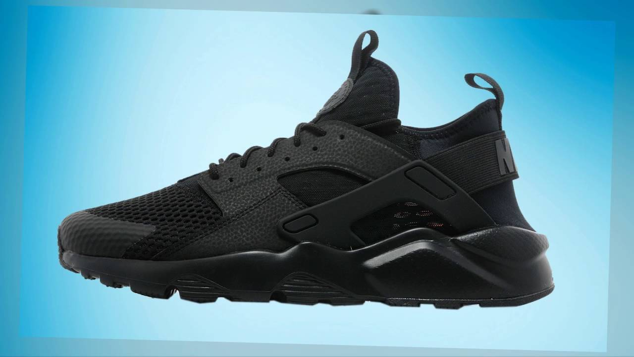 sale retailer 87edb 2648f Nike Air Huarache Run Ultra Breathe, Chaussures de Running Entrainement  homme. Shoes FR