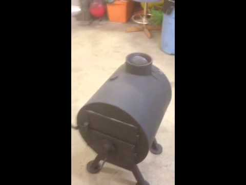 - Second Round Wood Stoves - YouTube
