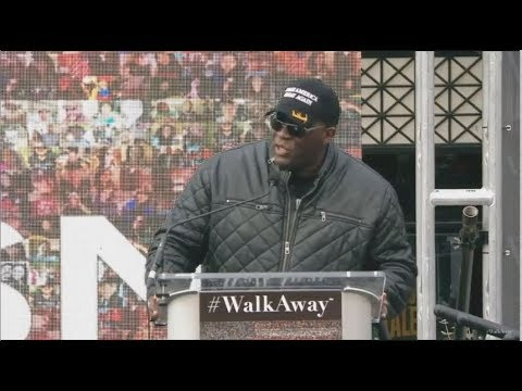 Preston Scott - WATCH - #WalkAway March moments