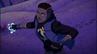 First Young Justice: Outsiders Clip Debuts New Characters - Comic Con 2018 thumbnail
