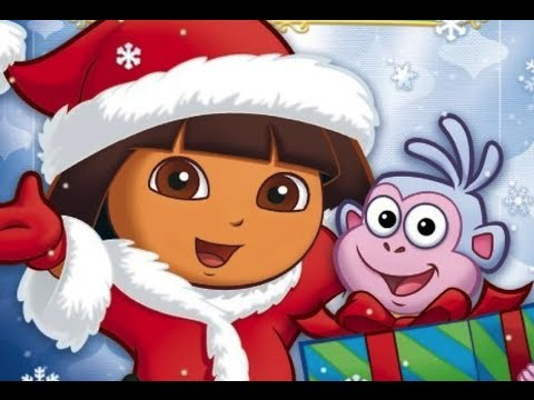 Dora The Explorer: Holiday Special, Christmas 2014 - YouTube