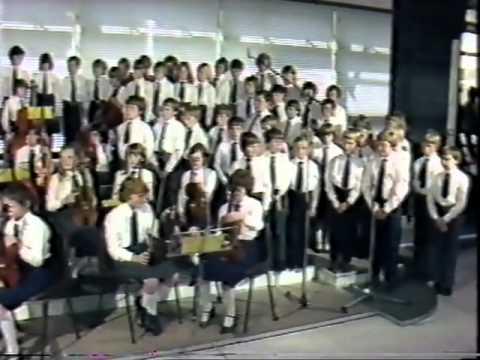 The Otter - St Marys School Choir