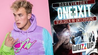Darkviktory neues Projekt nach TubeClash - JAKE PAUL UNCUT - YouTube Original bald kostenlos!