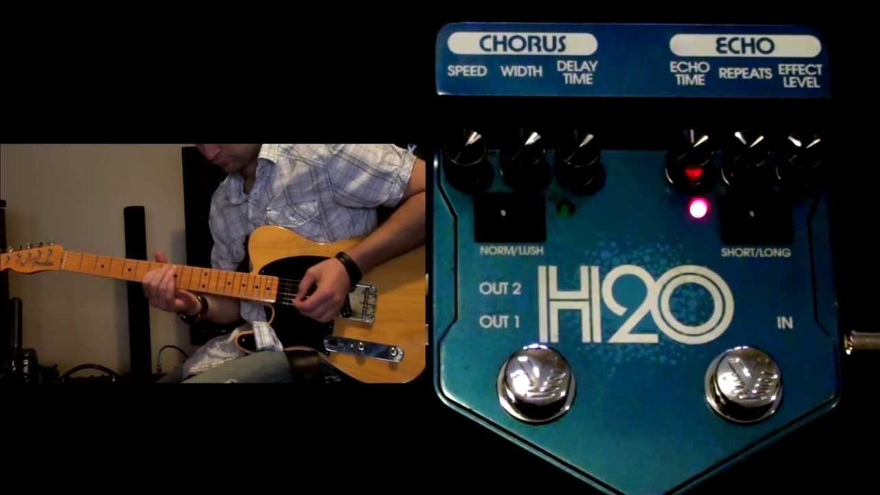 visual sound vs h2o pedal youtube. Black Bedroom Furniture Sets. Home Design Ideas