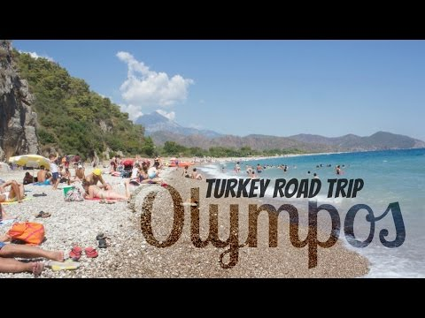 Olympos, Turkey | Travel Vlog 2016 | Road Trip