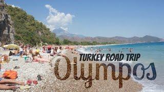 Olympos, Turkey | Travel Vlog 2016 | Road Trip