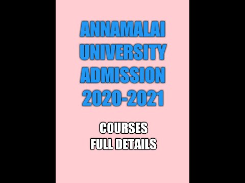 How To Pay Annamalai University Dde Exam 2019 Fees In Online Youtube