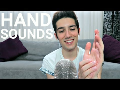 ASMR Hand Sounds (No Talking)