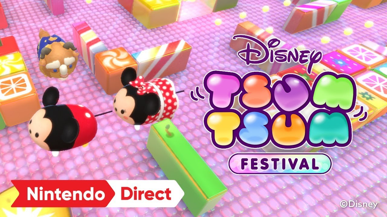 Nintendo Switch|ダウンロード購入|ディズニー ツムツム フェスティバル